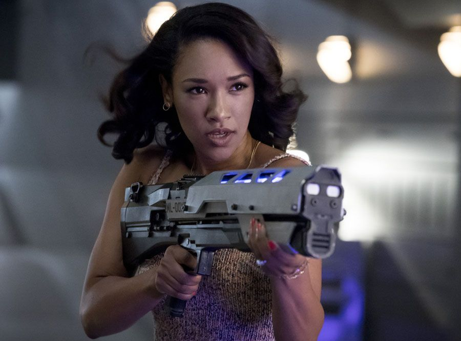 The Flash Season 4: What the Show Can Learn from Iris West | Collider