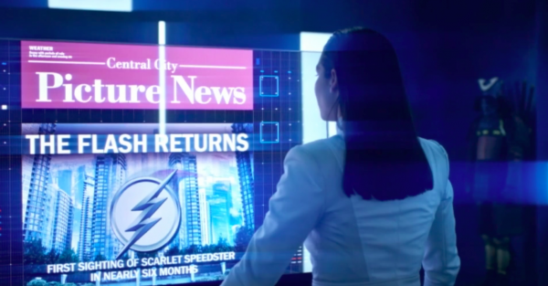The Flash Season 4 Villain The Thinker Explained | Collider