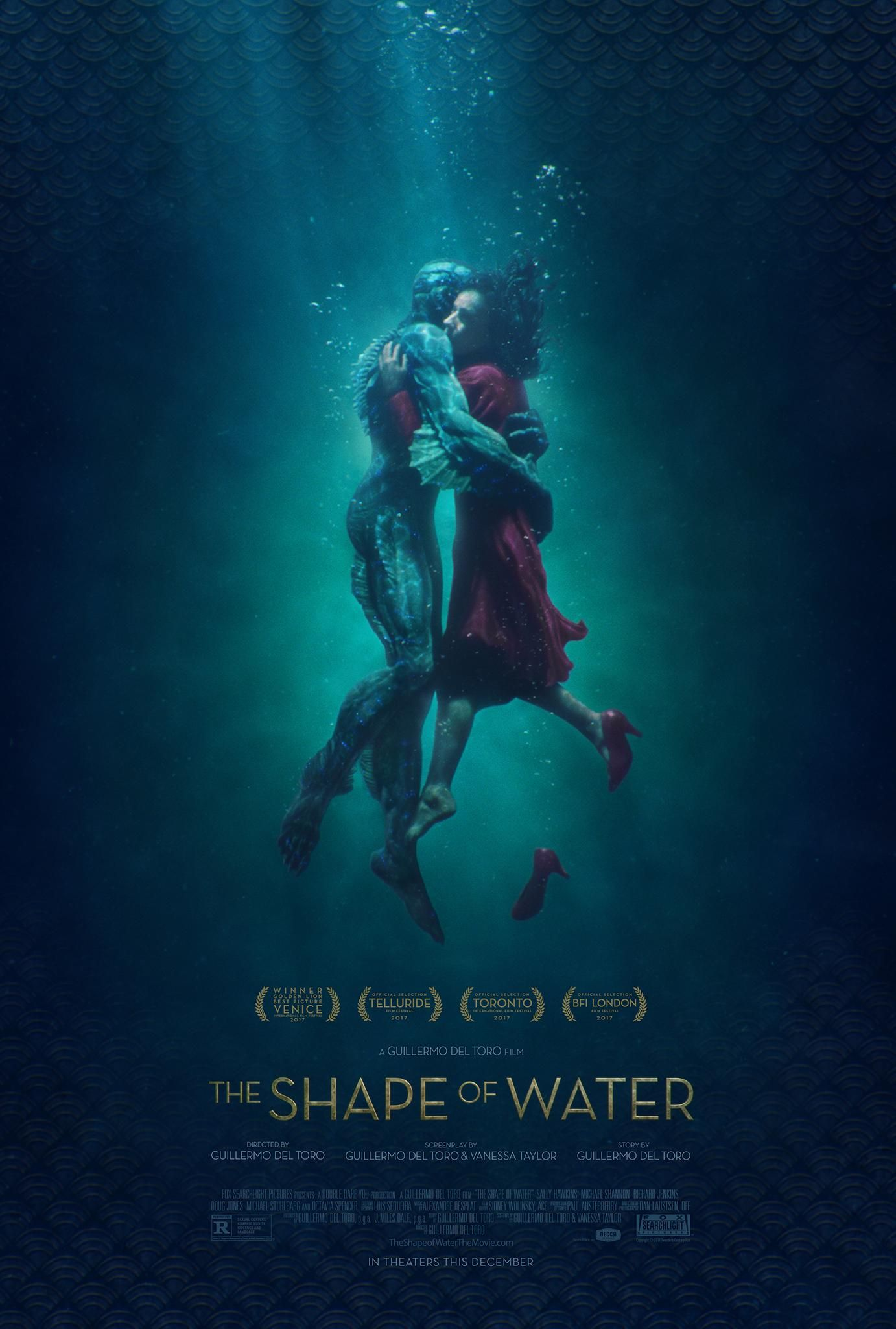 Guillermo del Toro on The Shape of Water and Beautiful