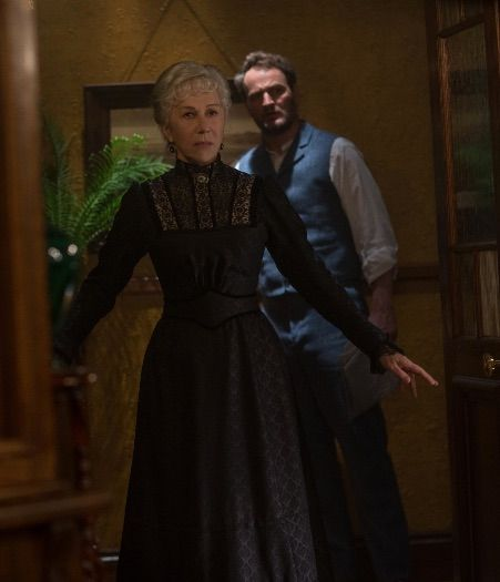 First look at Helen Mirren's 'Winchester: The House That Ghosts Built'