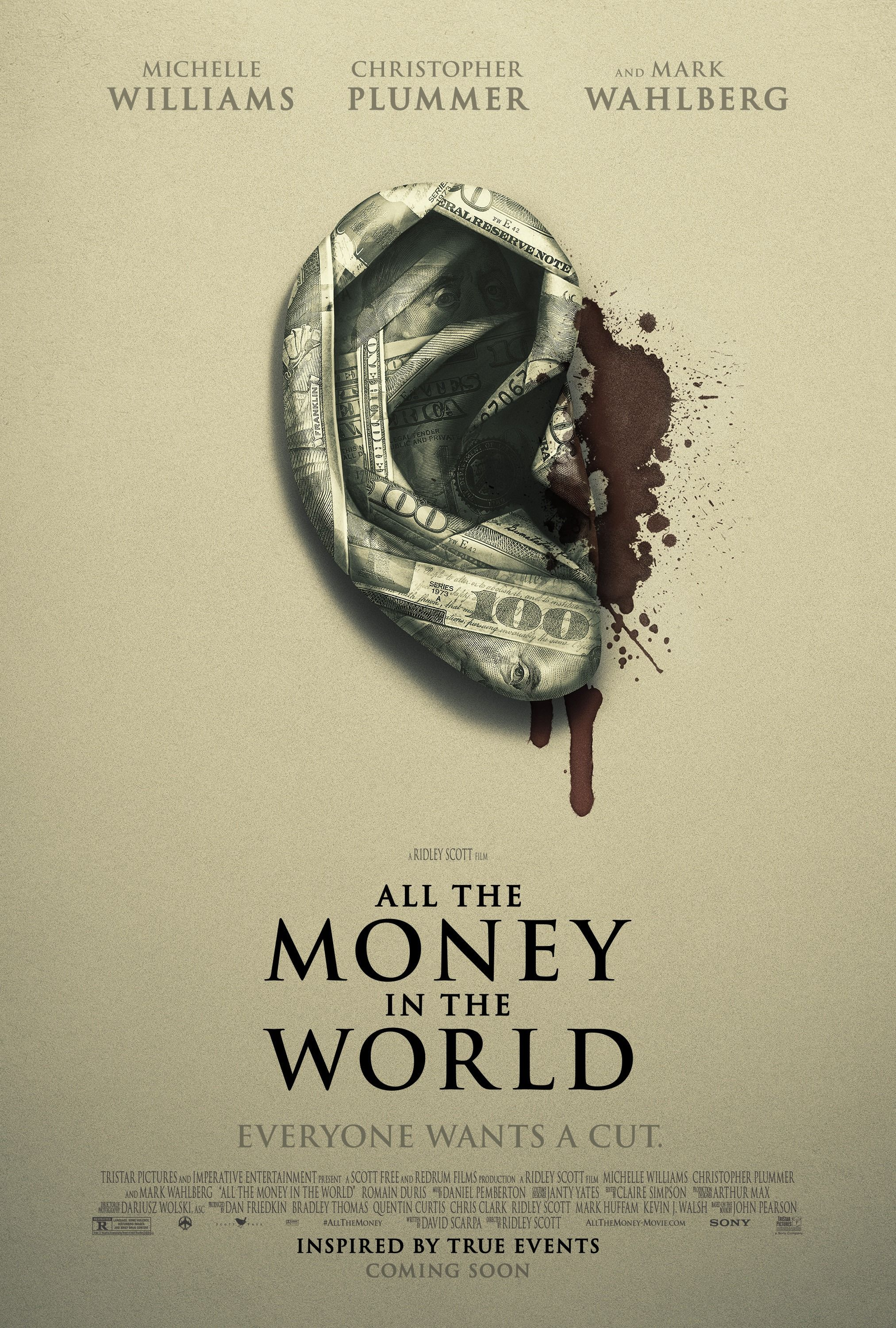 All the money in the world - Bibliotheek.nl