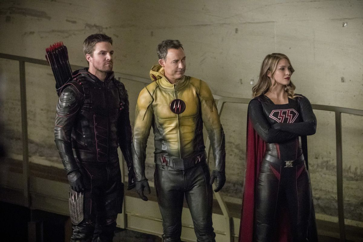 Crisis on Earth-X: Everything to Know About the CW Crossover