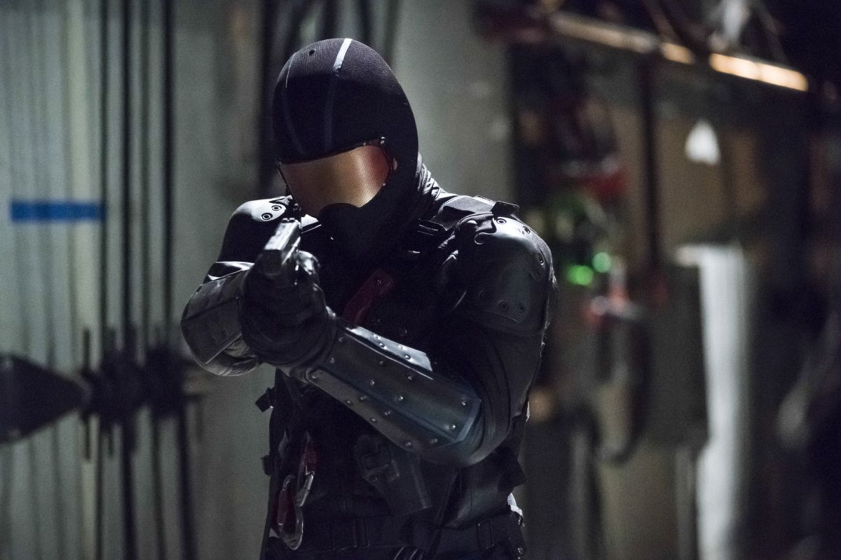 Vigilante unmasked on tonight's Arrow