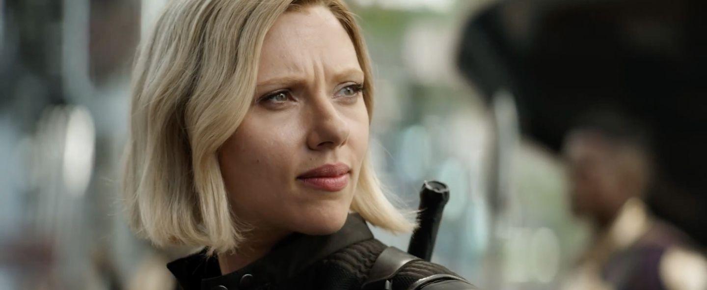avengers infinity war image scarlett johansson - Approaching Superhero Movie Release Dates: From 2018 to 2021