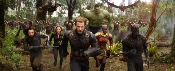 50 New Avengers: Infinity War Images Reveal Thanos, More