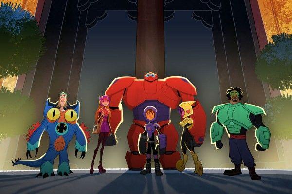 big-hero-6-series