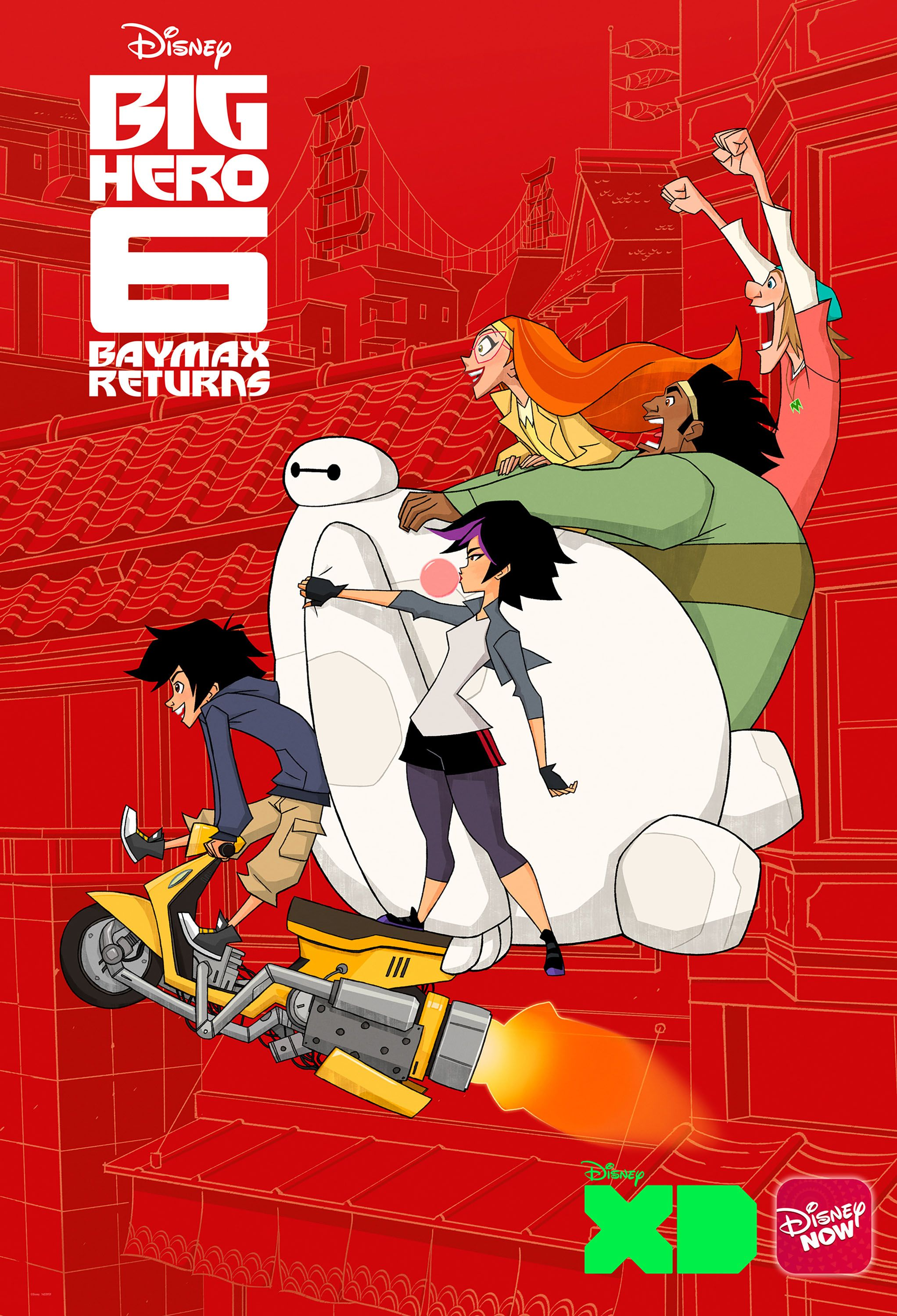 Big Hero 6 Baymax Returns Review: Big on Humor, Short on ...
