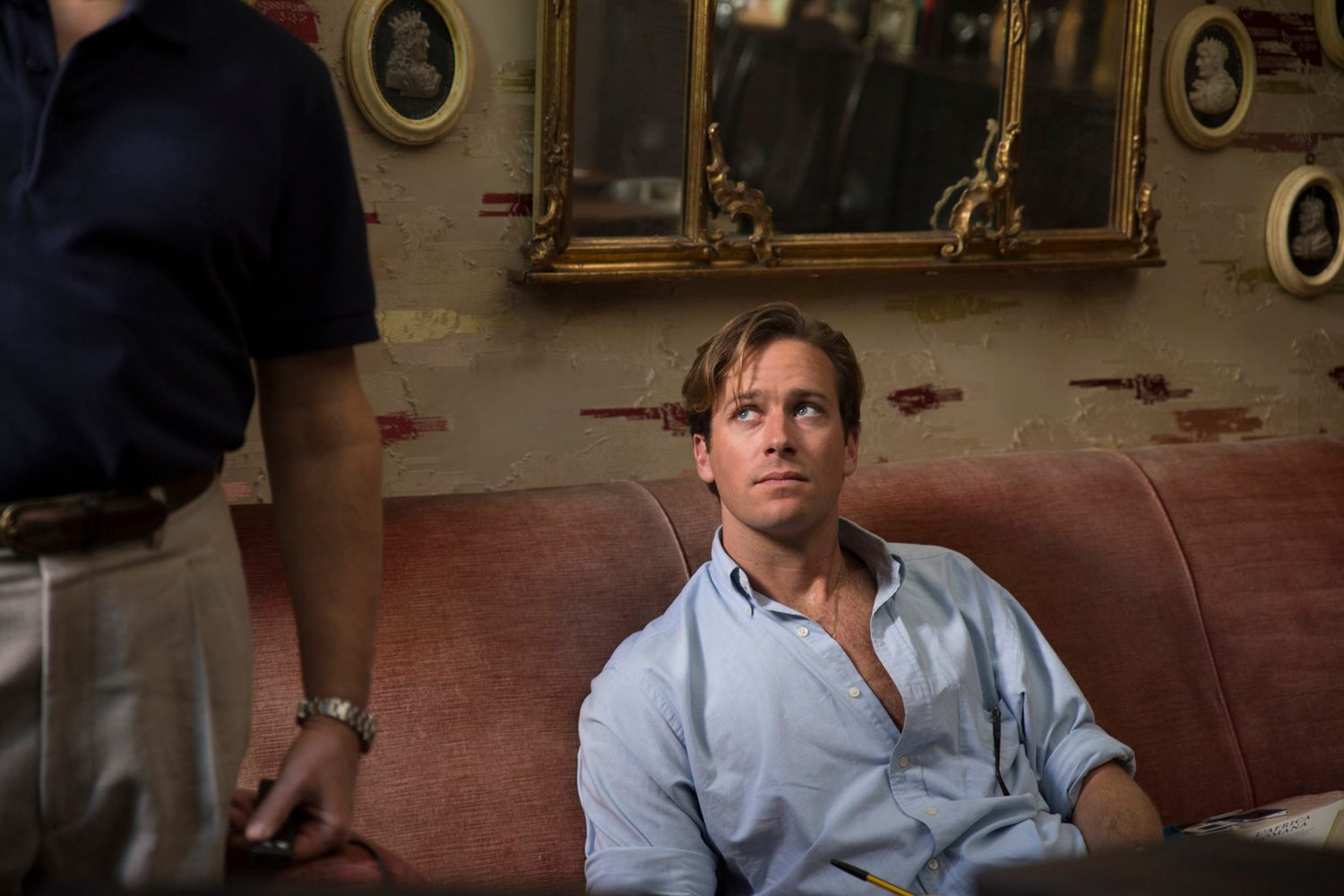Blue Star Blade Reviews >> Armie Hammer on Call Me by Your Name and Potential Sequels ...