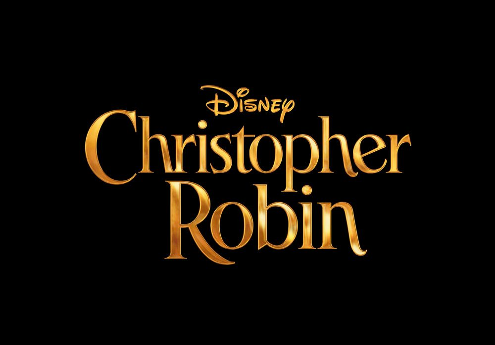 christopher robin logo - 'Christopher Robin' Trailer: Ewan McGregor Leads Disney's Live-Action Winnie the Pooh Redo