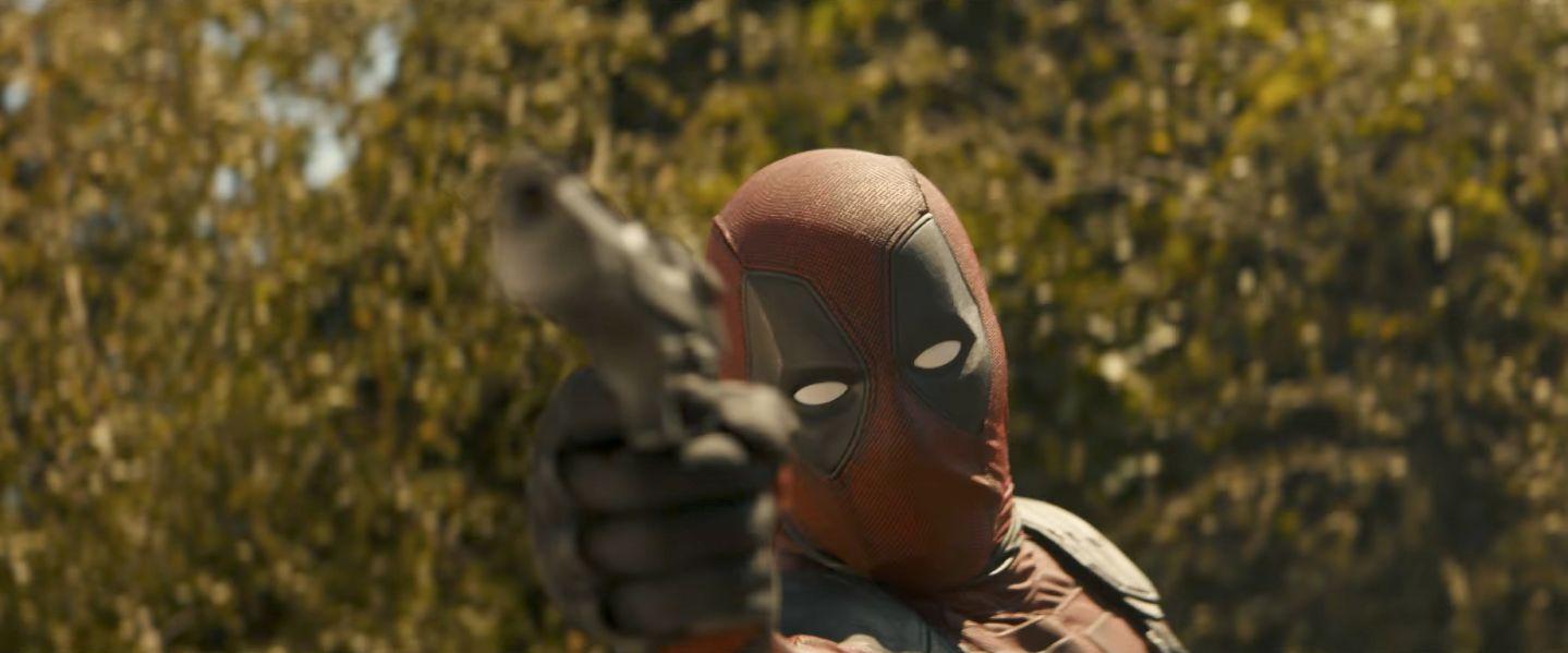 Movie Talk: 'Deadpool 2′ Teaser; 'Justice League' Rotten ...
