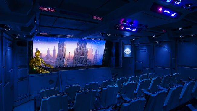 Disney S Star Tours Reveals Batuu A Star Wars Galaxy S