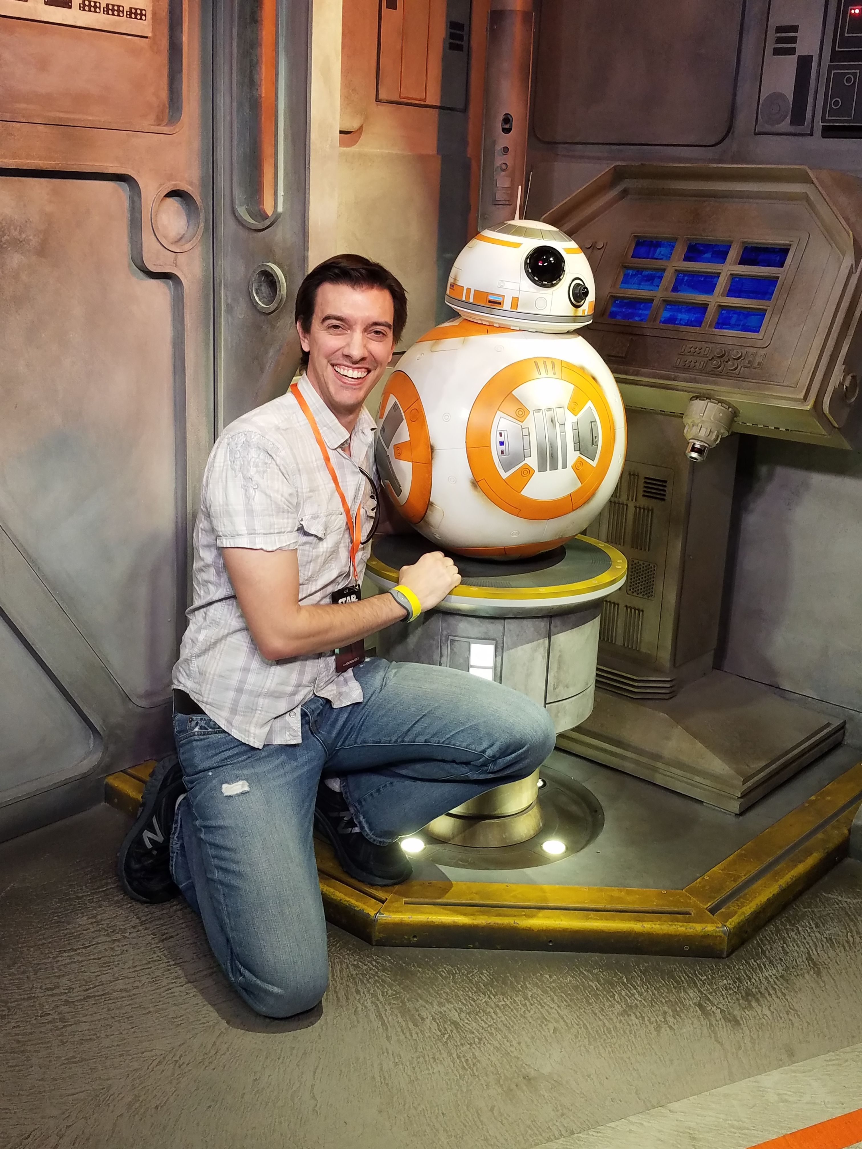 Disney's Hollywood Studios Star Wars Tour Is for the Fans