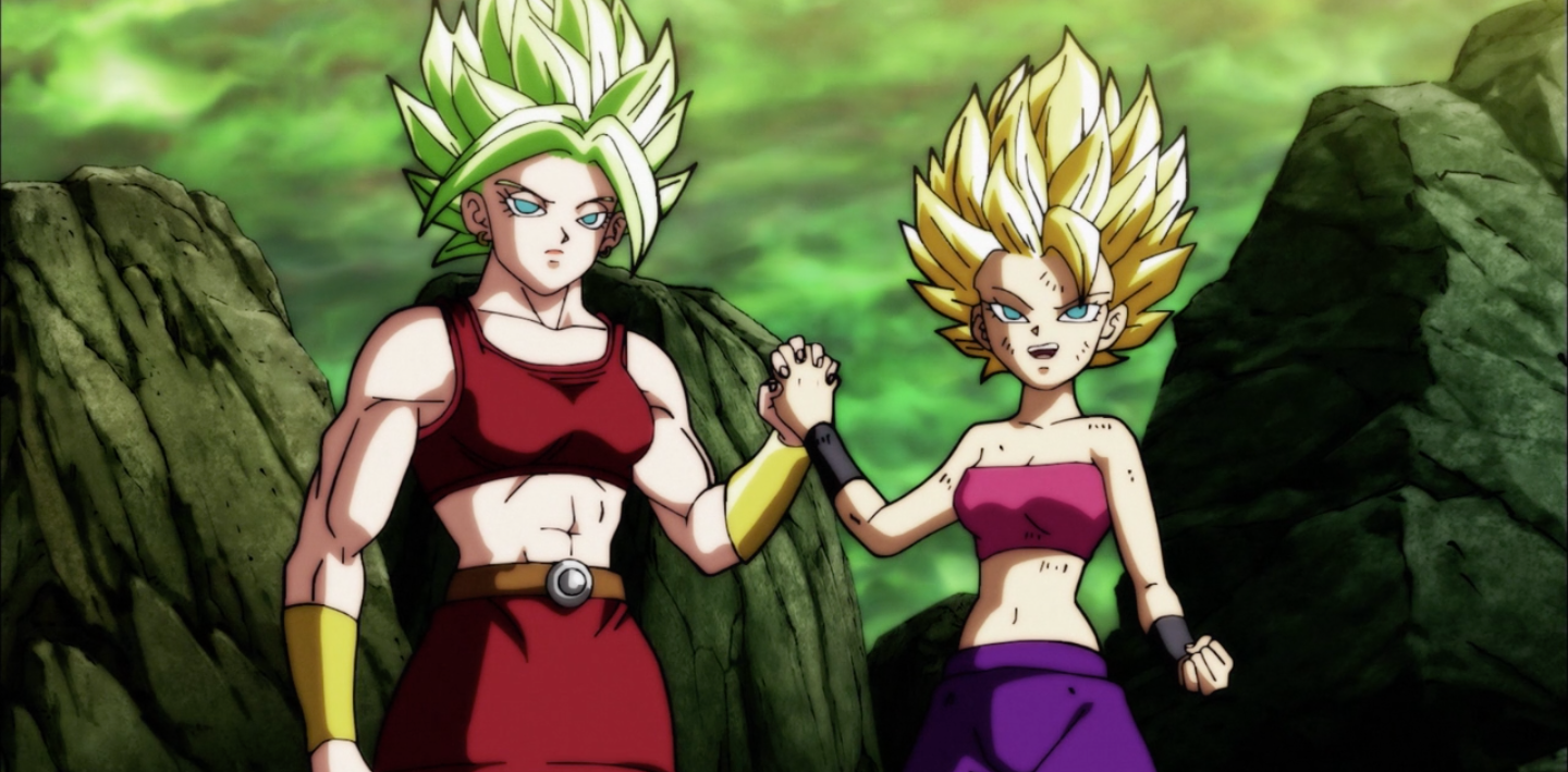 Dragon Ball Super Fusion Explained Meet Kefla Collider