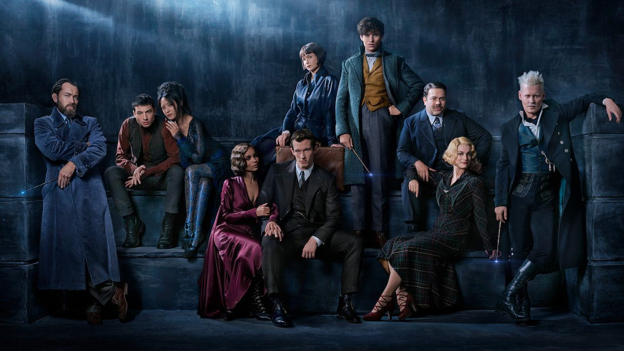 Fantastic Beasts sequel named and cast revealed