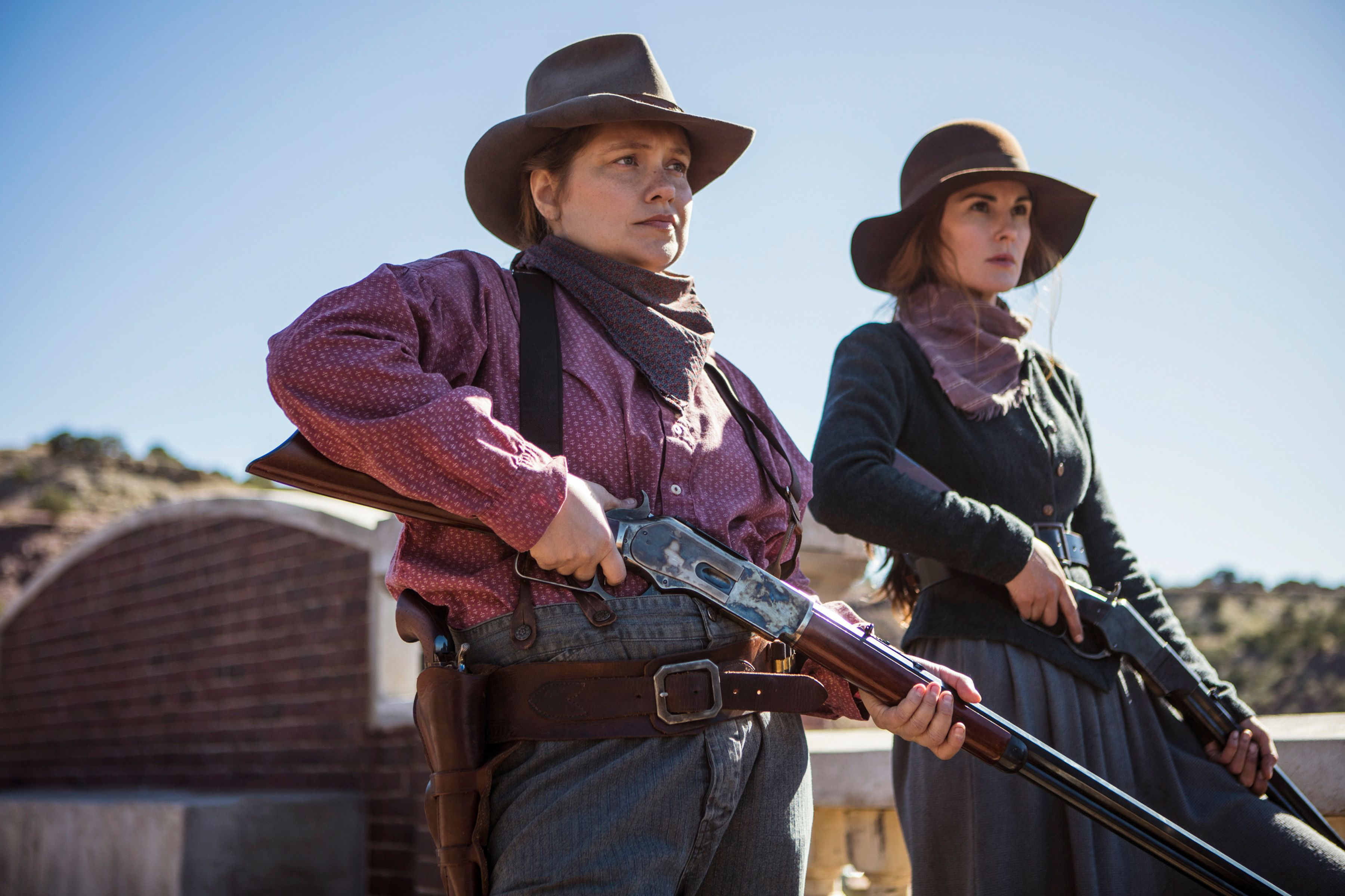 Godless Review: A Great Cast Carries Netflix's Western