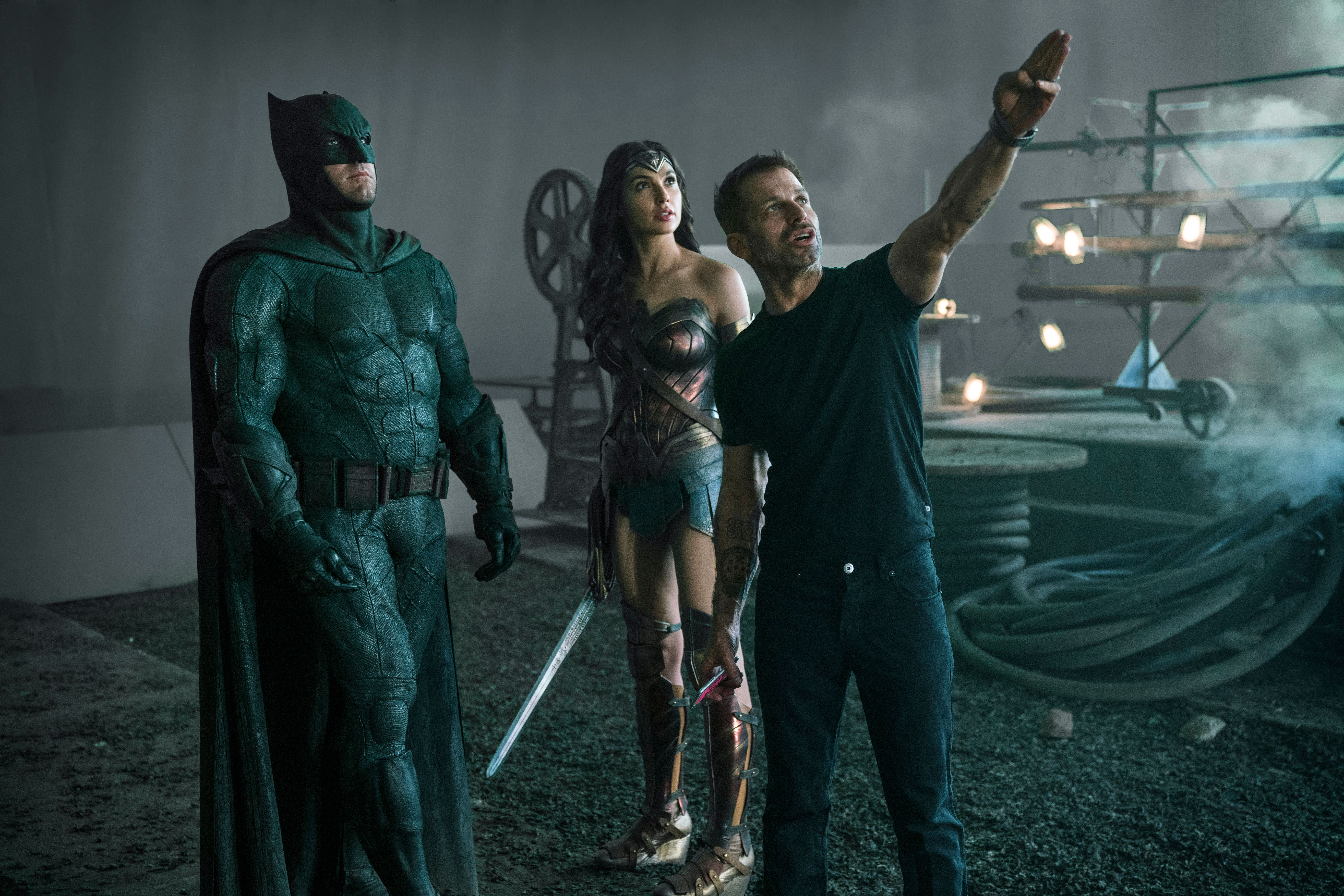 Justice League Opening Scene Was Originally Comedic | Collider