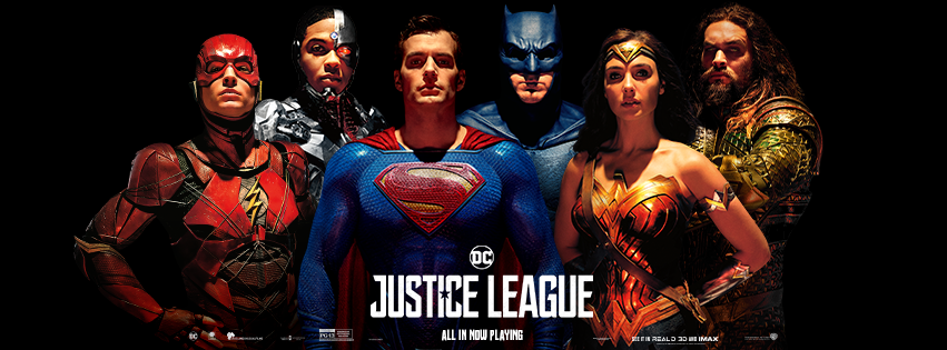 Justice League Superman Posters Reveal the Full Team | Collider