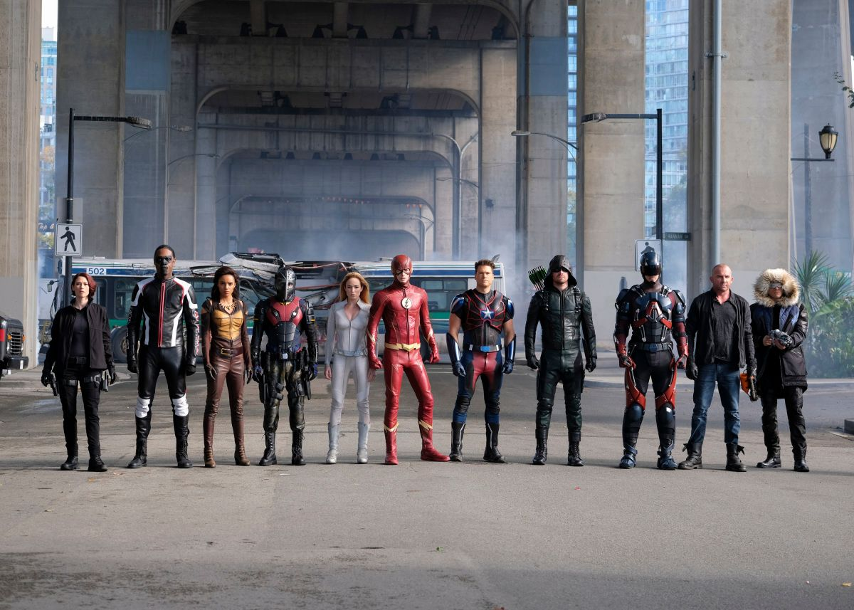 Crisis on Earth X Everything to Know About the CW Crossover