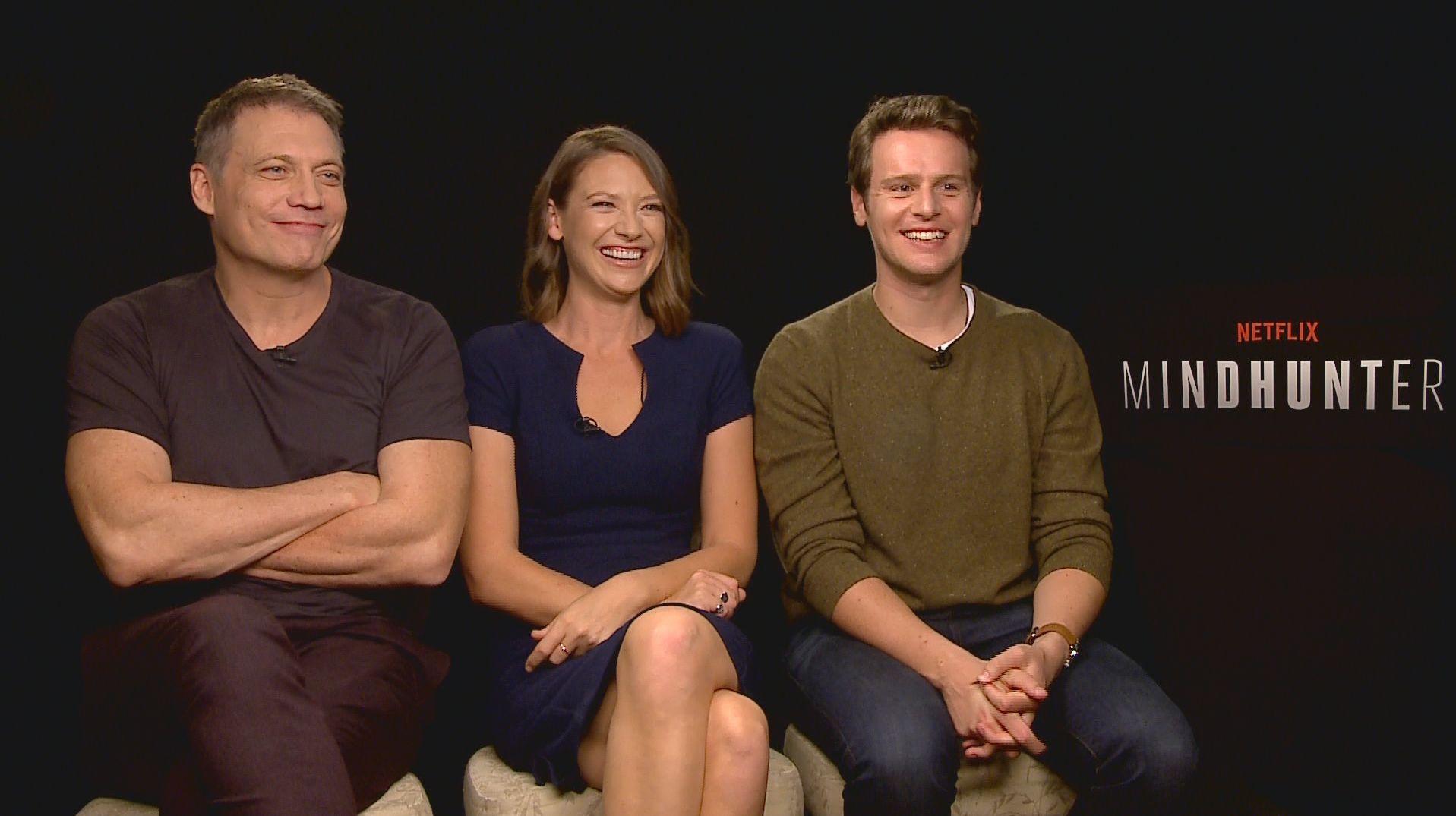 Mindhunter: Jonathan Groff, Anna Torv & Holt McCallany on David Fincher   Collider
