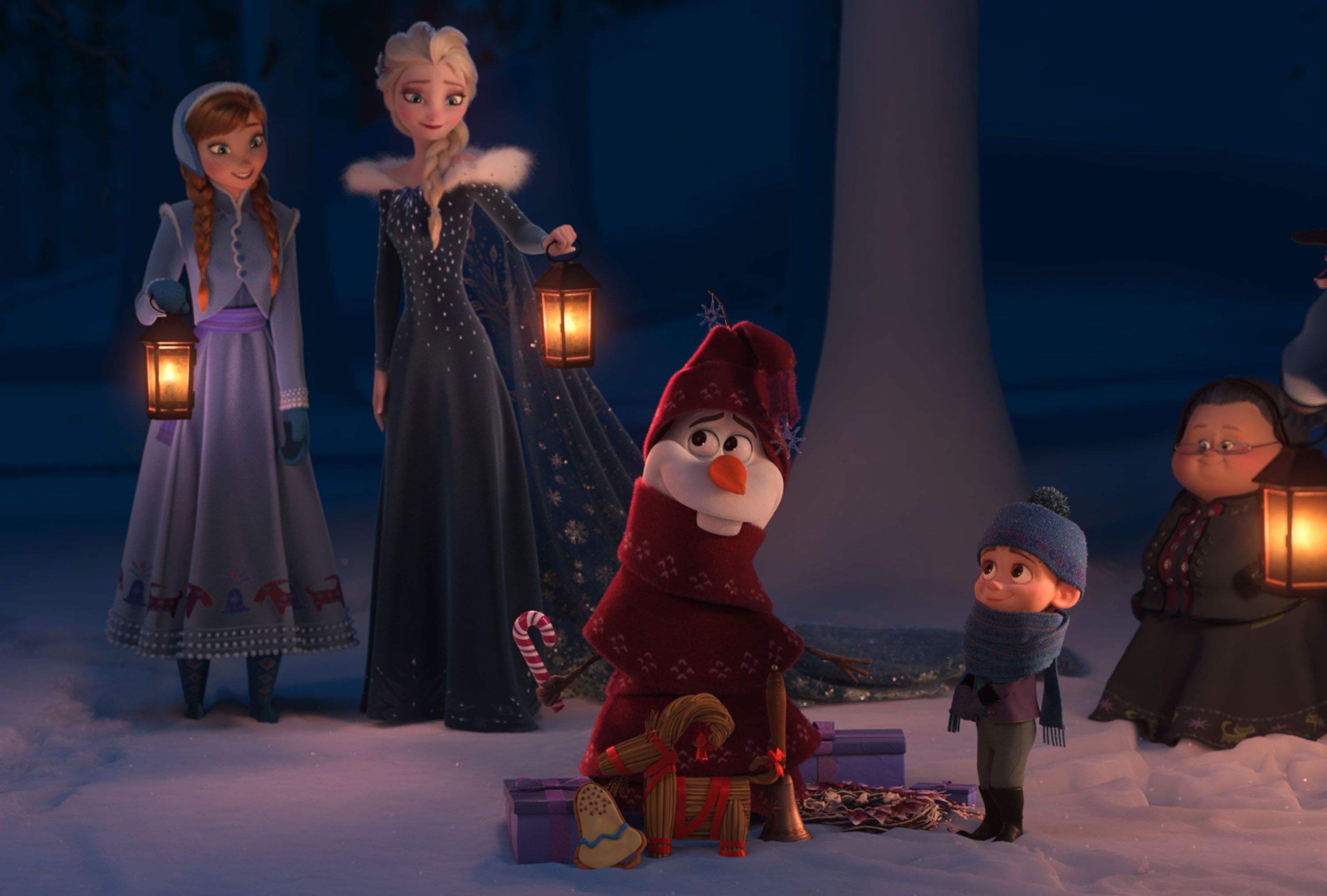 Olaf S Frozen Adventure Producer On Furthering The