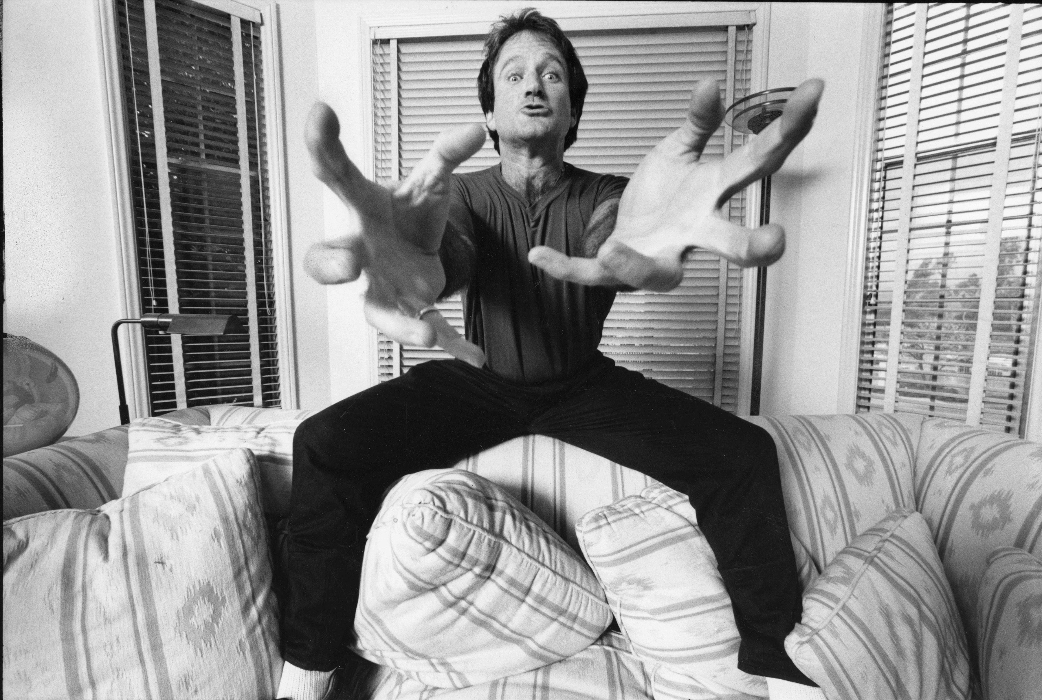 'Robin Williams: Come Inside My Mind' Trailer Looks at the Trials and Triumphs of the Brilliant Comedian