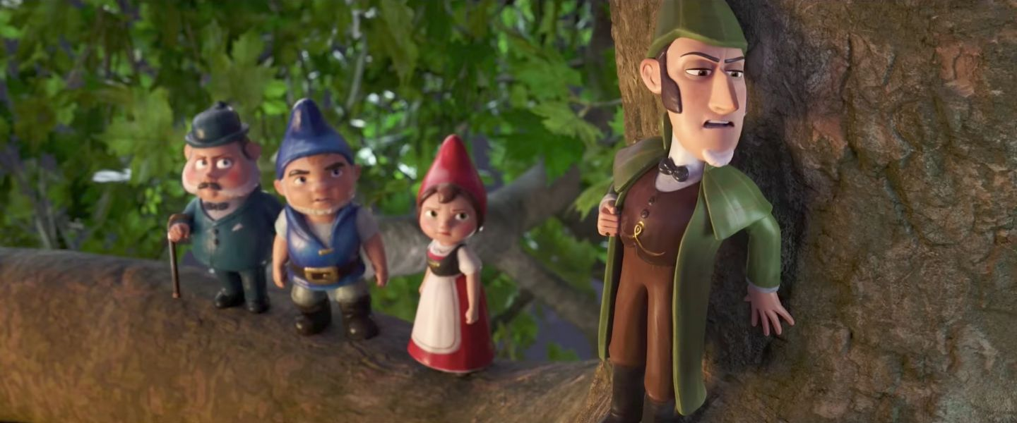 Sherlock Gnomes Trailer: Johnny Depp Leads Animated Sequel | Collider