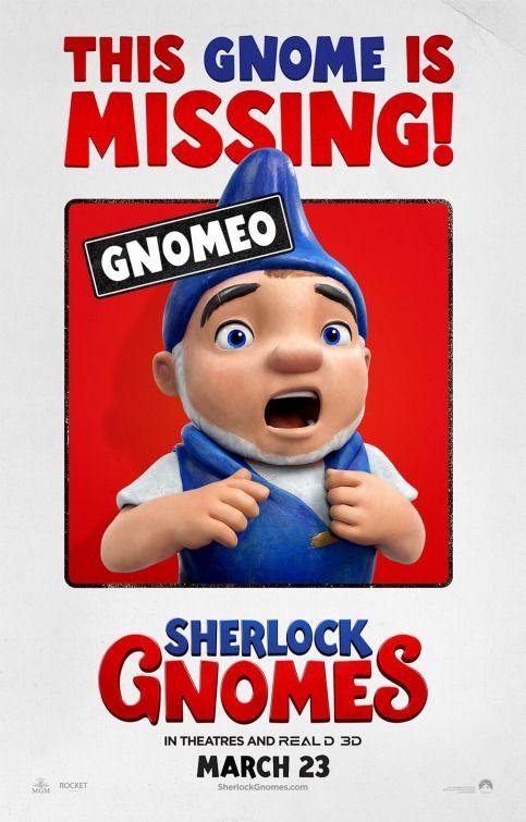 Sherlock Gnomes Trailer: Johnny Depp Leads Animated Sequel   Collider