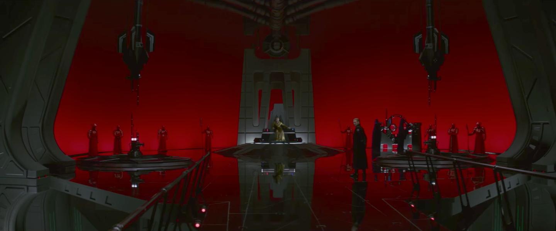 Star Wars Soundtrack Emperor S Throne Room