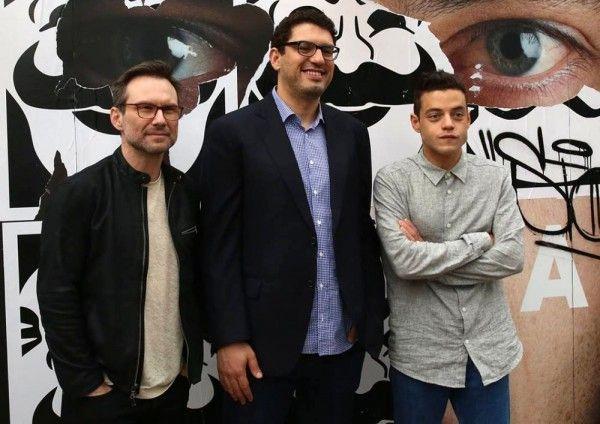 Mr. Robot quarta stagione Malek Esmail