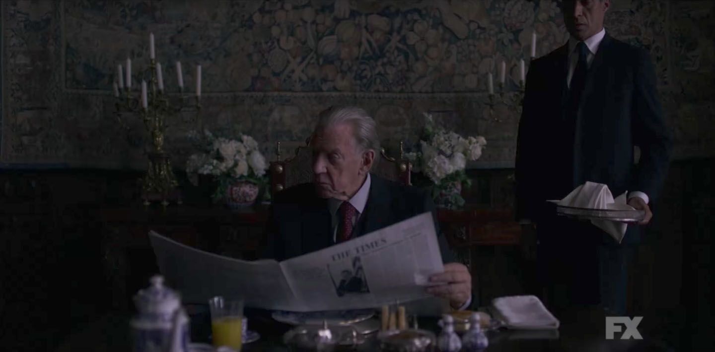 """trust donald sutherland - 'Trust': New Trailer Affords a """"Different Kind of Messed Up"""" Than 'All the Money in the World'"""