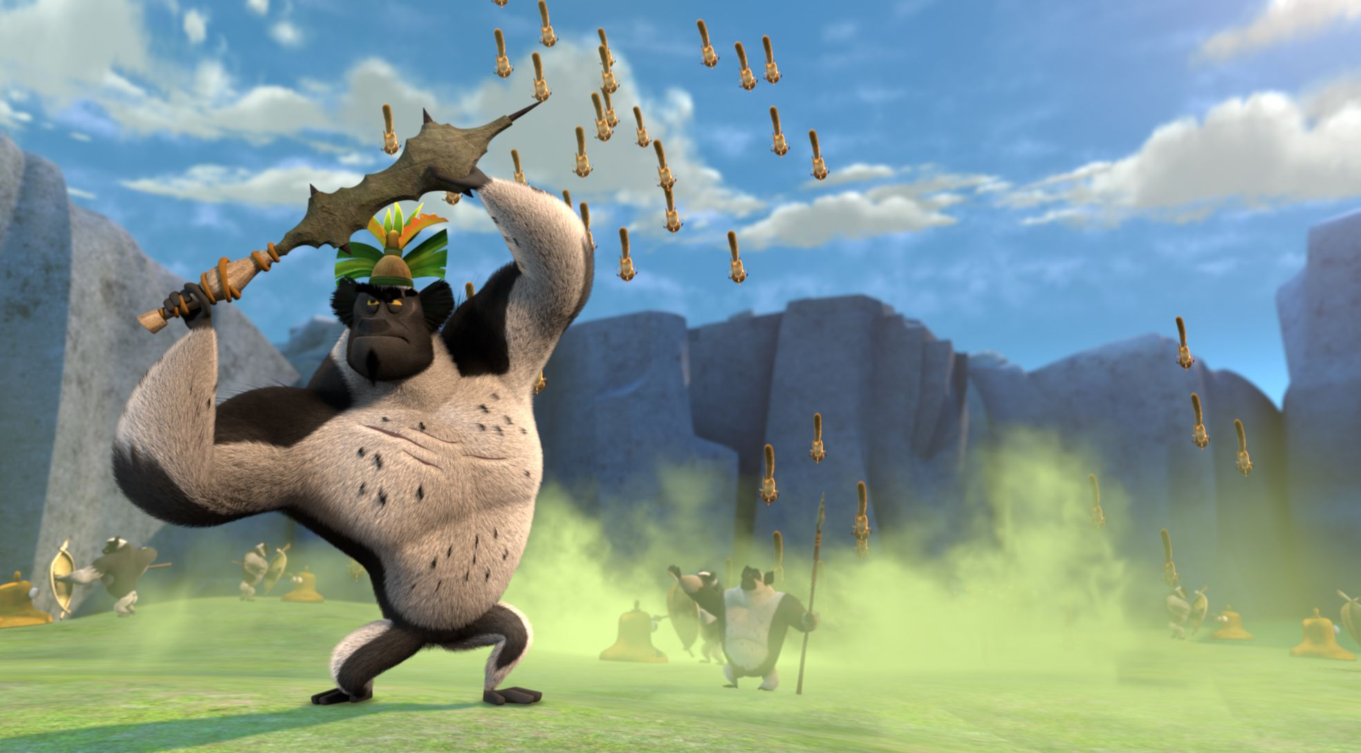 All Hail King Julien Season 5 Clip Trivia Best Moments So
