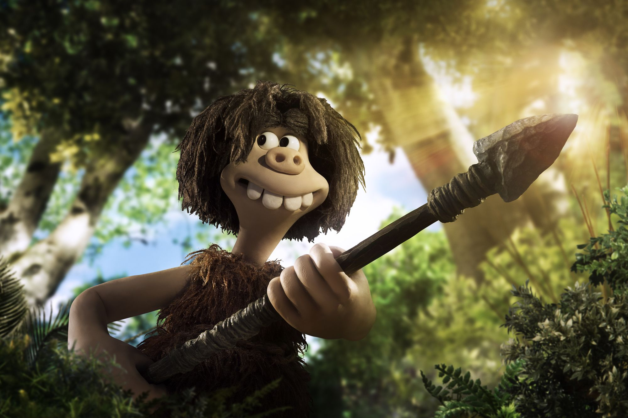 early man dug - 'Early Man' Review: Aardman's Charm Remains Timeless