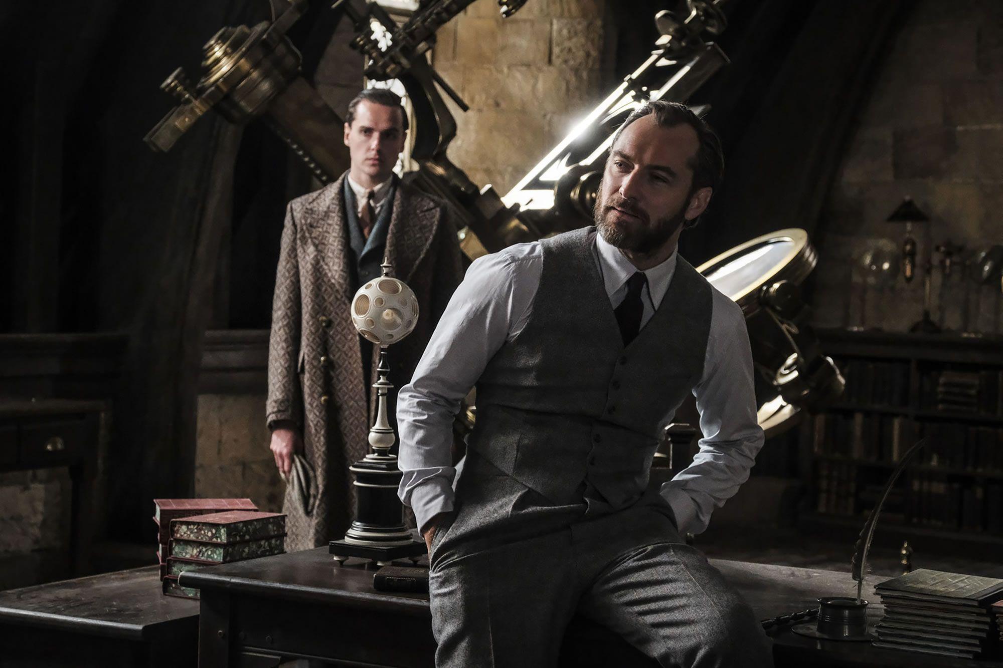 Fantastic Beasts 2: Dumbledore Family Explained | Collider