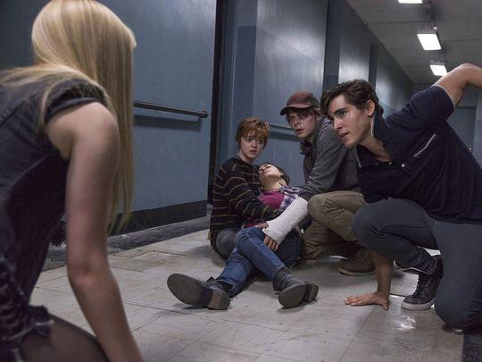 'New Mutants' Release Date Moved to 2019