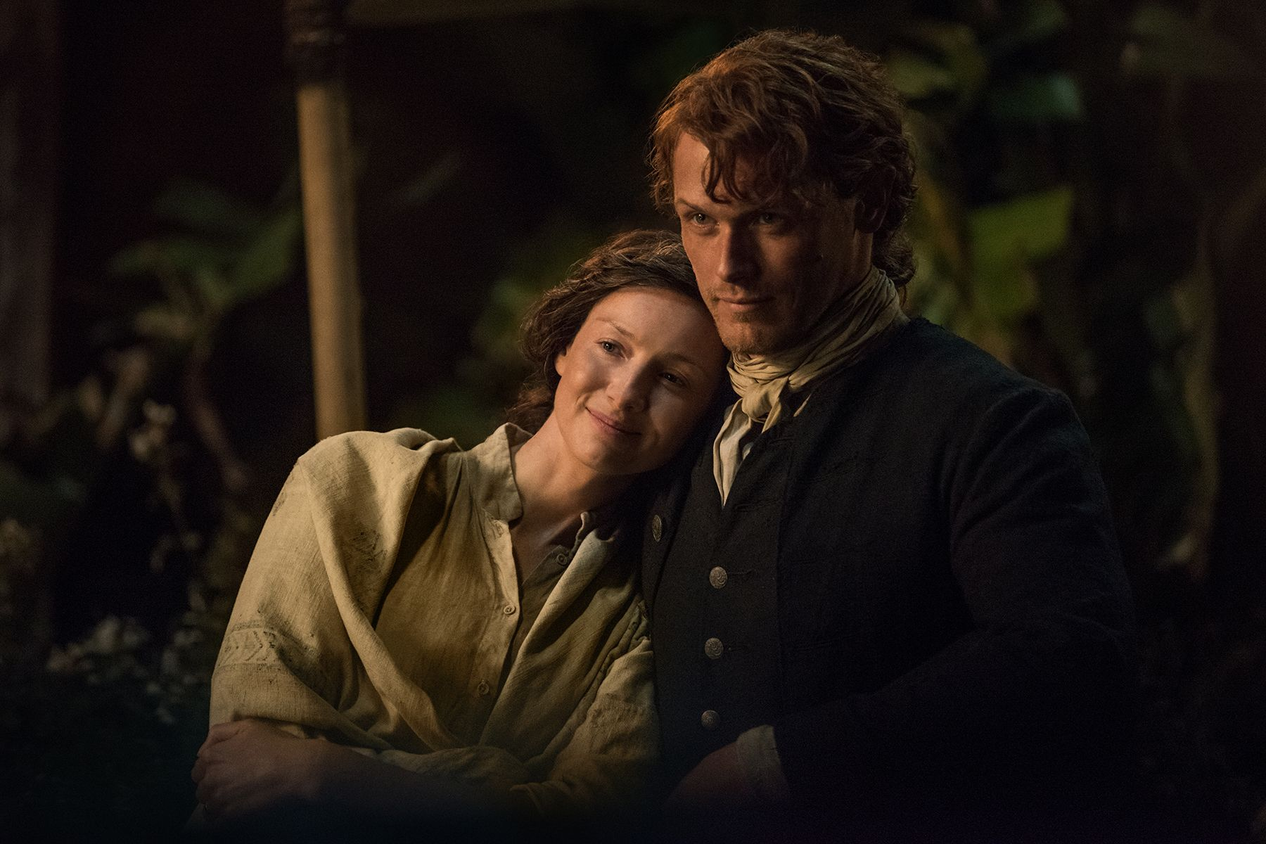 Starz orders two more seasons of 'Outlander'
