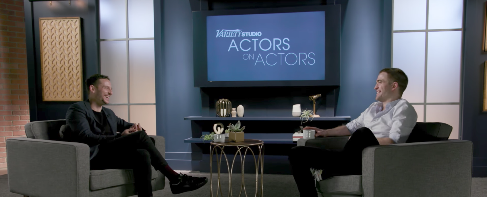 Watch Robert Pattinson and Jamie Bell Talk Fame, Franchises & Filmmakers Who Inspire Them