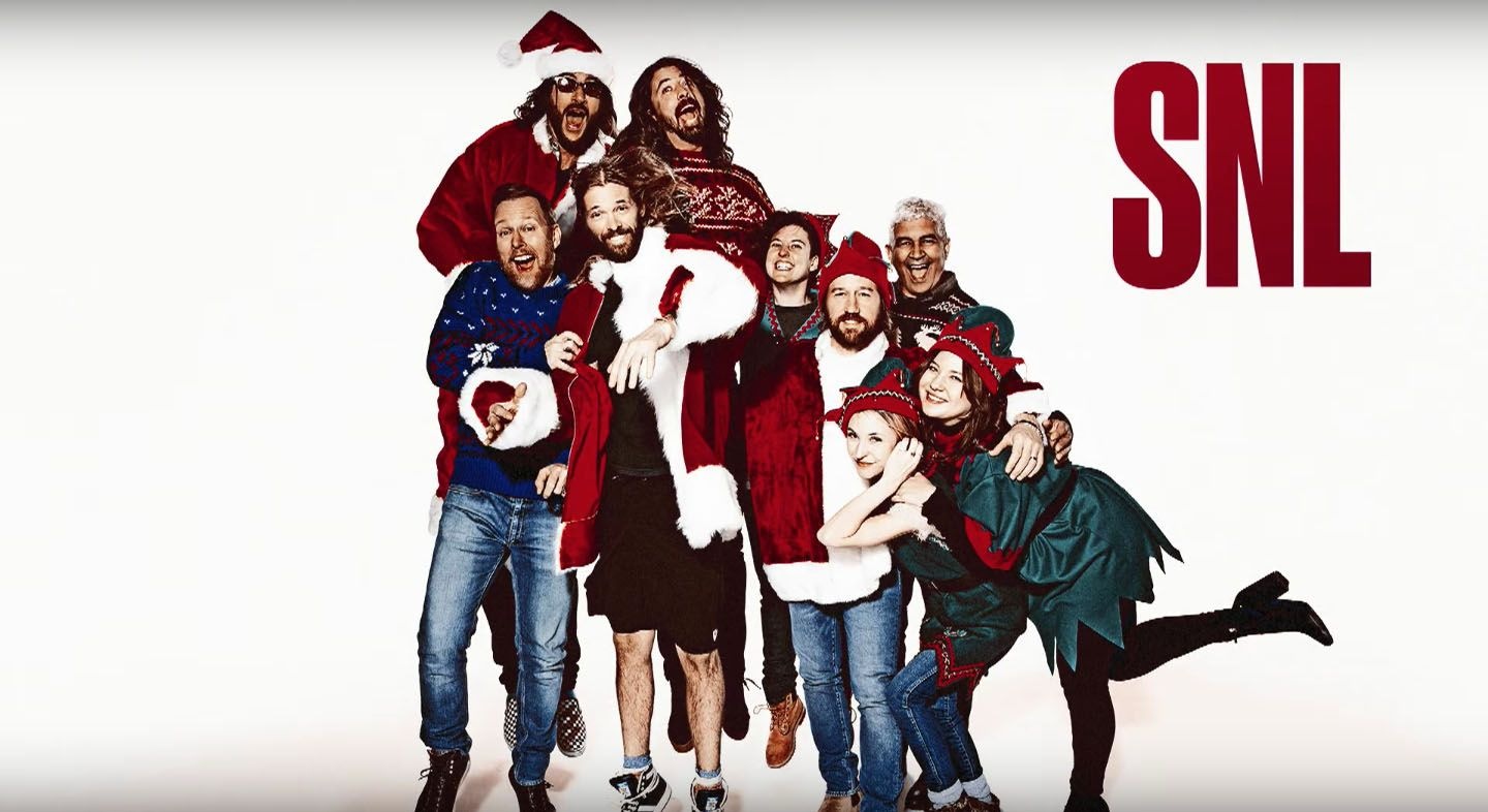 Snl Christmas Special 2019.Saturday Night Live Tonight Show Christmas Music Videos