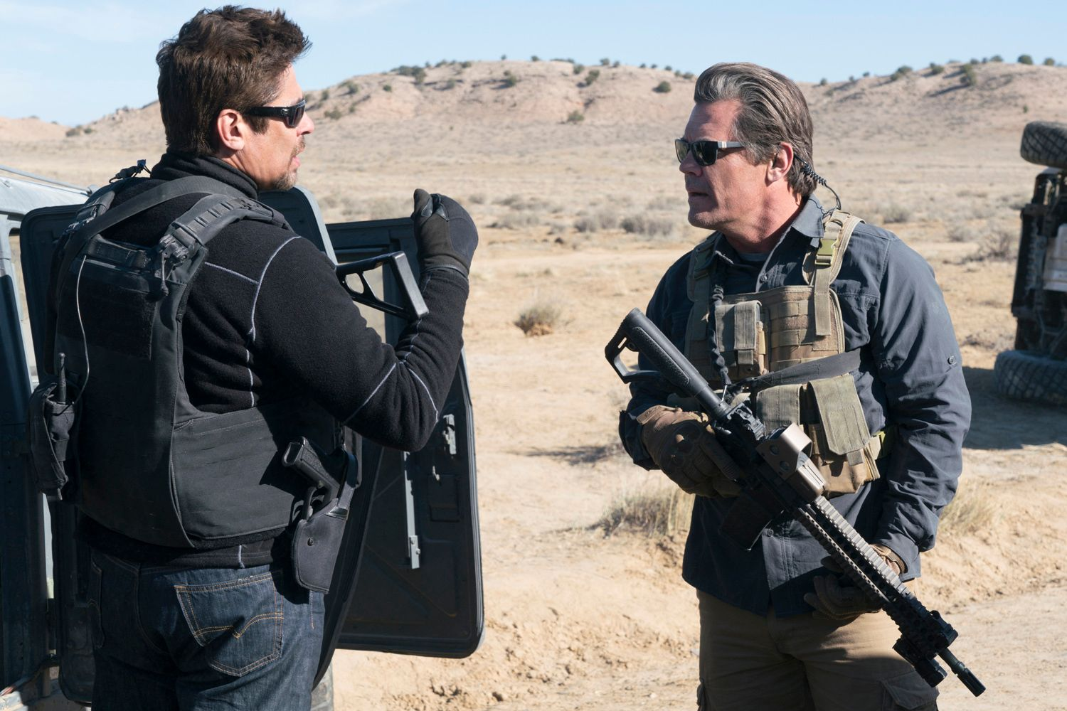 New Trailer Released For Sicario: Day of the Soldado
