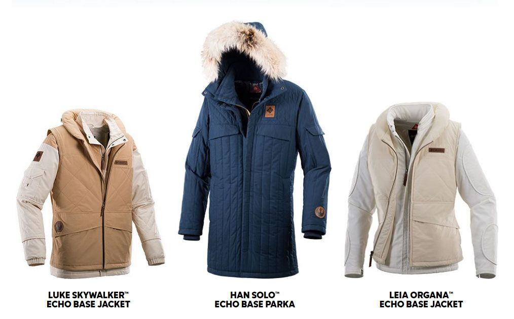 These Empire Strikes Back Jackets Are Warmer Than a Tauntaun