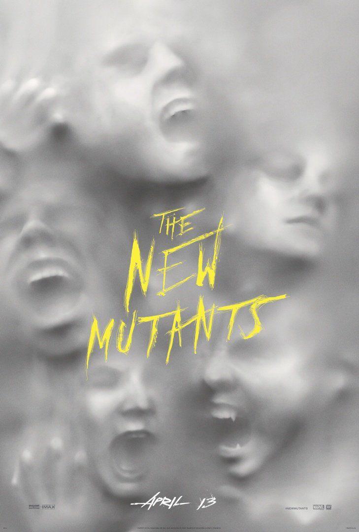 Resultado de imagen para newmutants poster