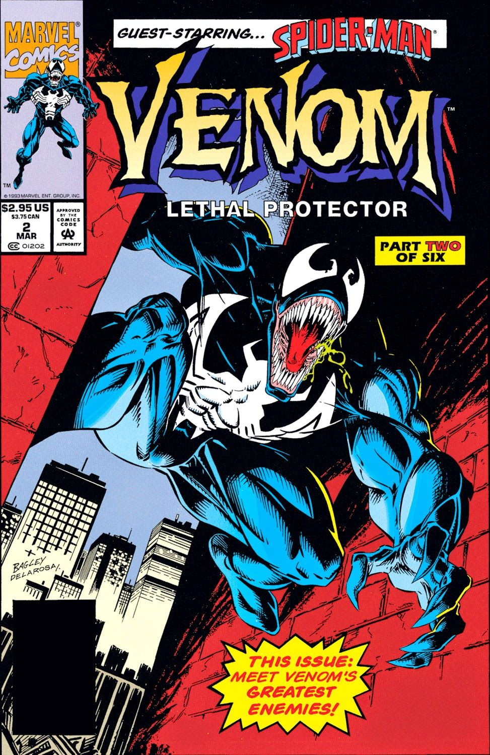 The Venom Movie Will Be Based On These Two Comics Collider