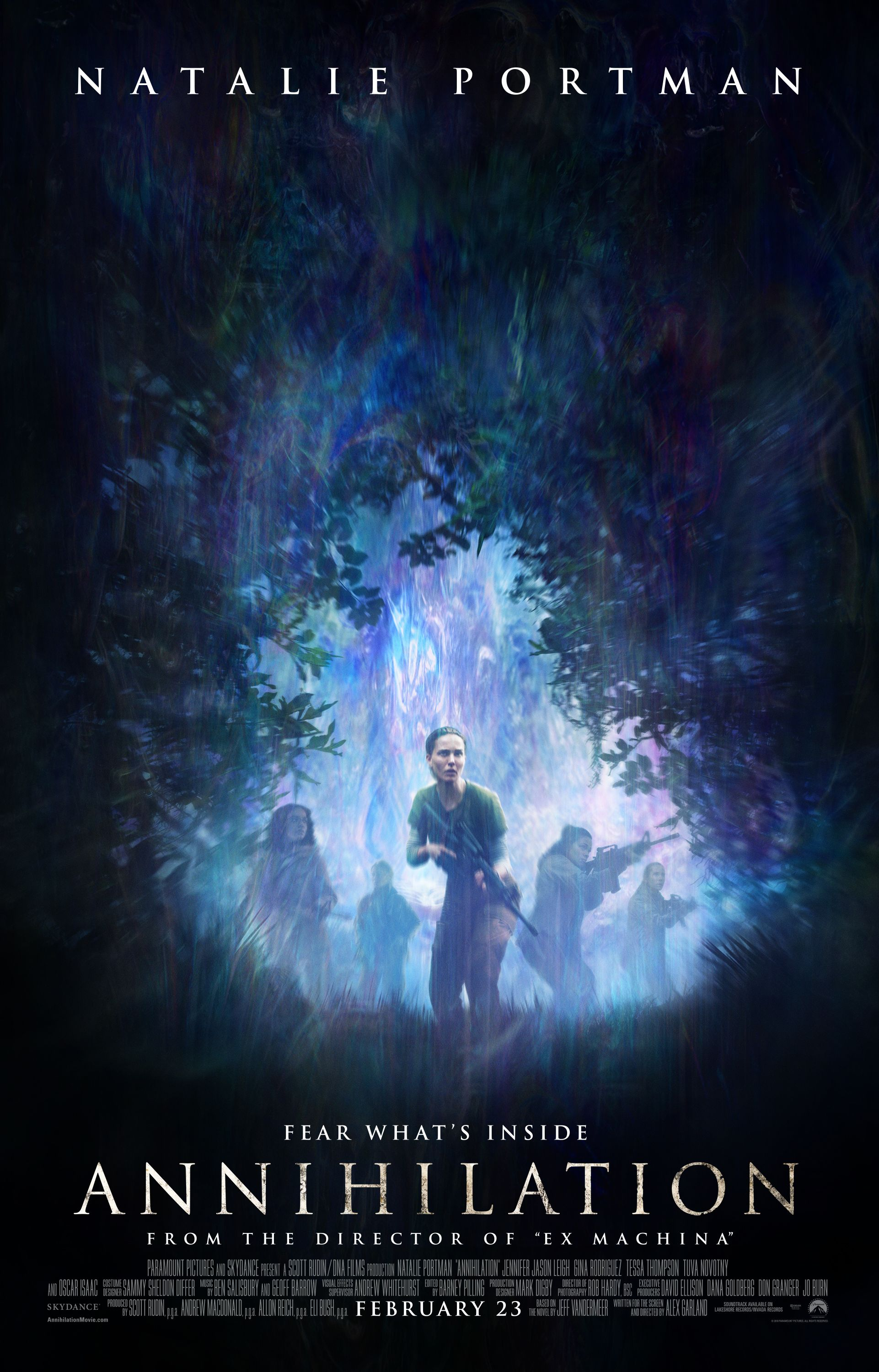 Annihilation Movie Explained: Unpacking the Trippy Sci-Fi Film