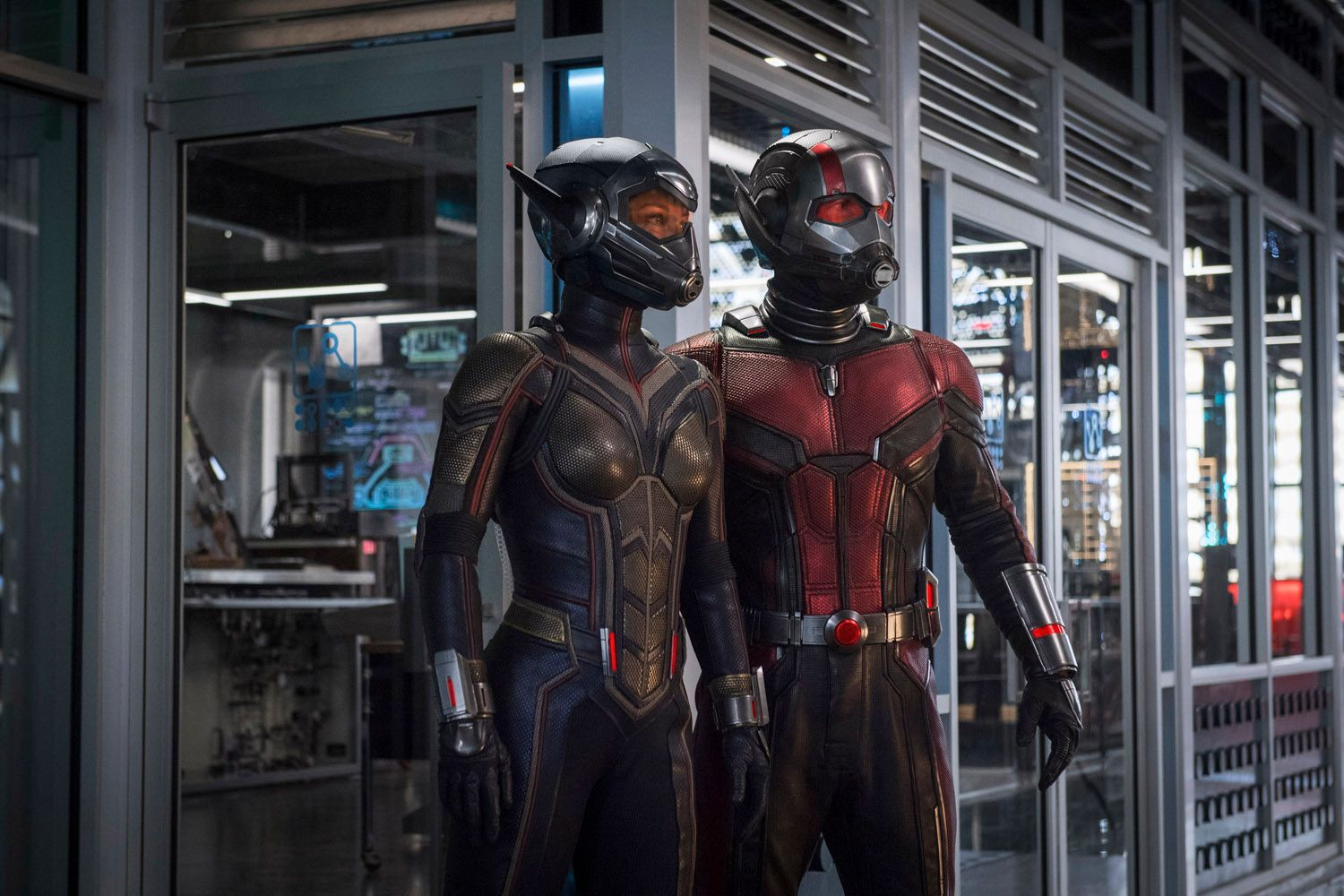 antman and the wasp trailer reveals the marvel sequel