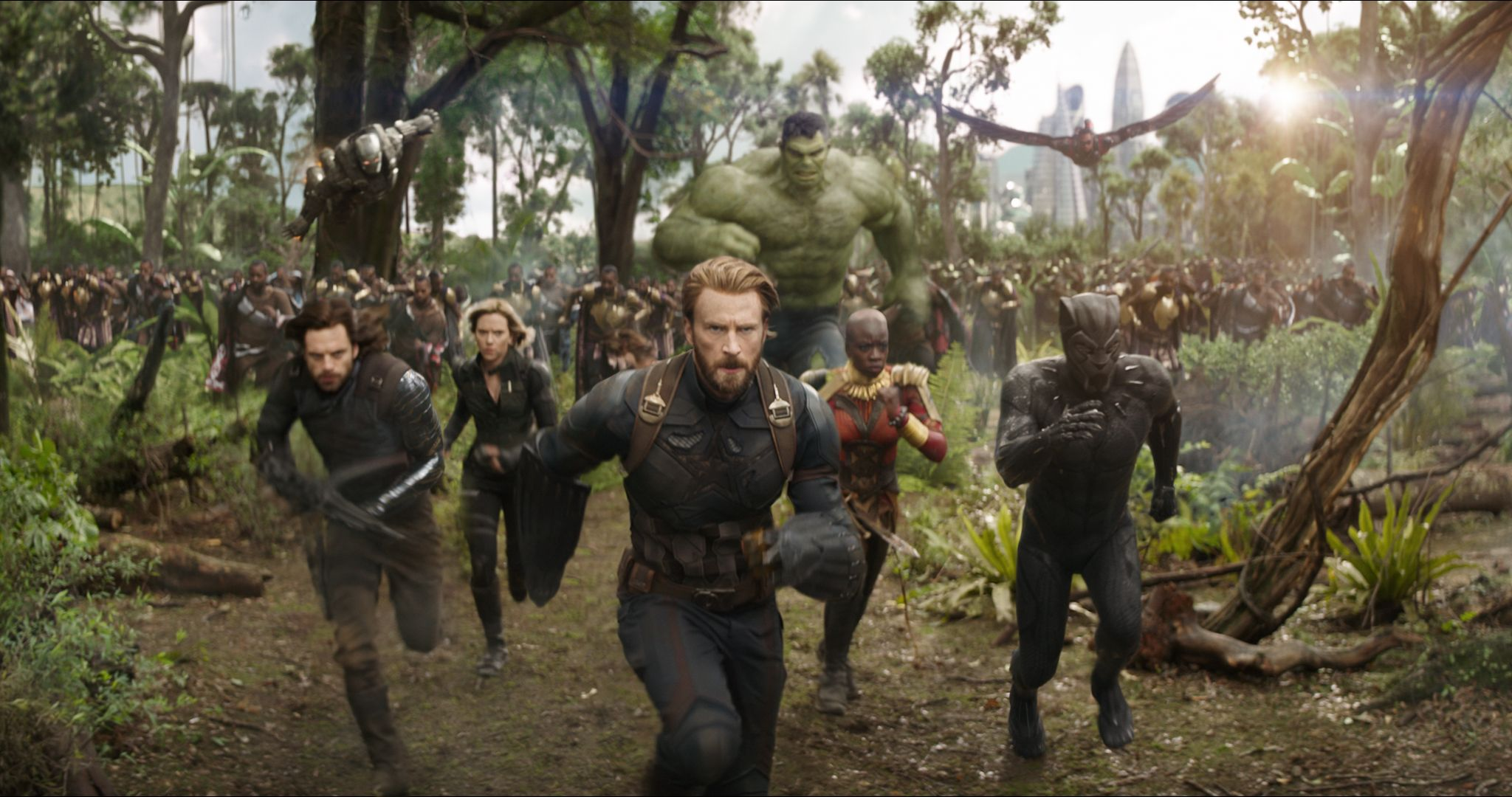 avengers infinity war image - Disney Proclaims a Slew of New Marvel, Dwell-Motion and Animation Launch Dates Via 2023