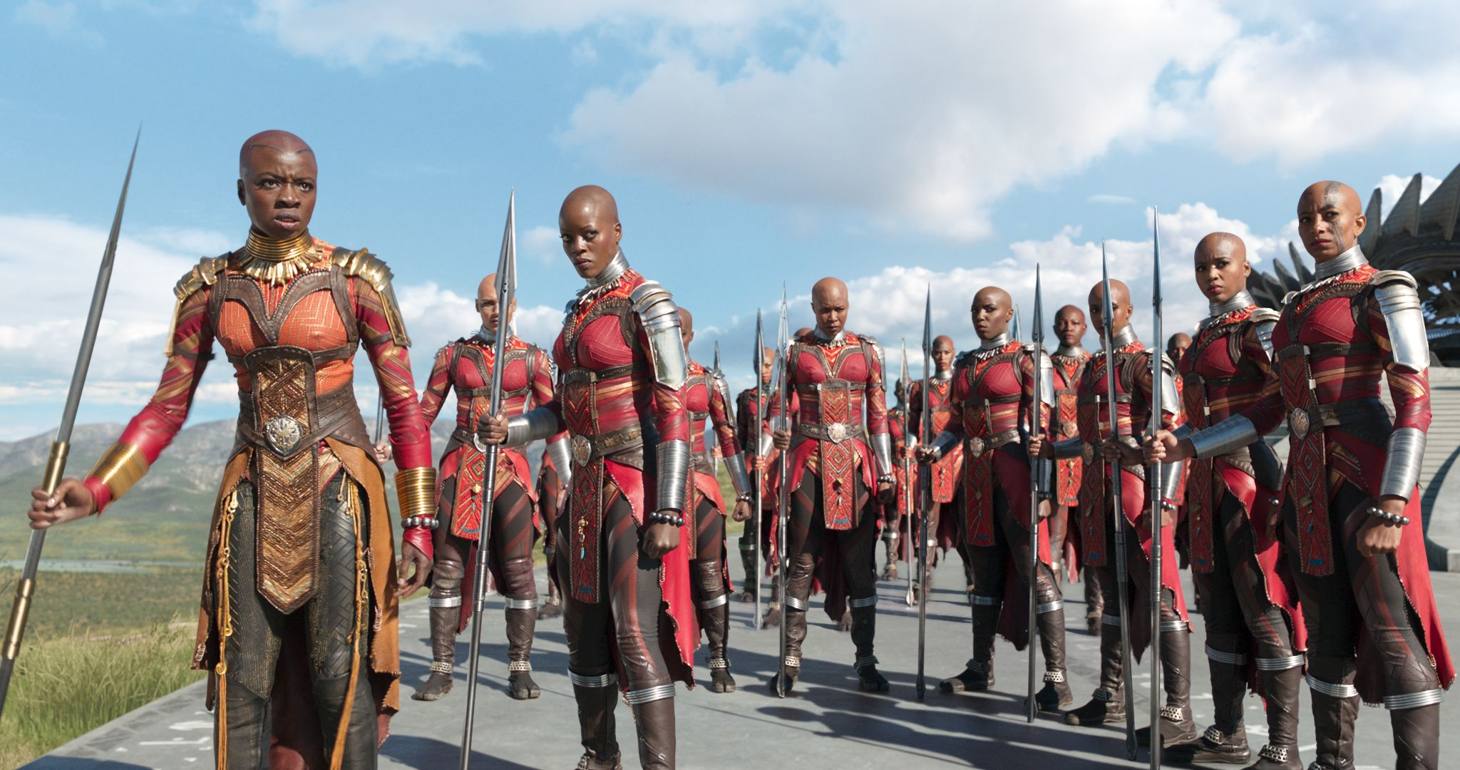 'Black Panther' tops North American box office for 2nd weekend