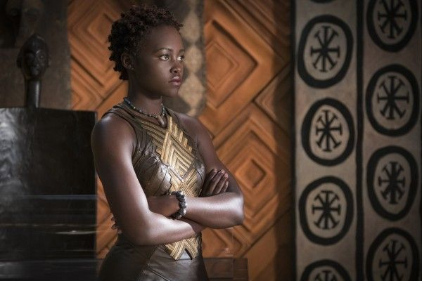 black-panther-movie-cast-images-lupita-nyongo-nakia