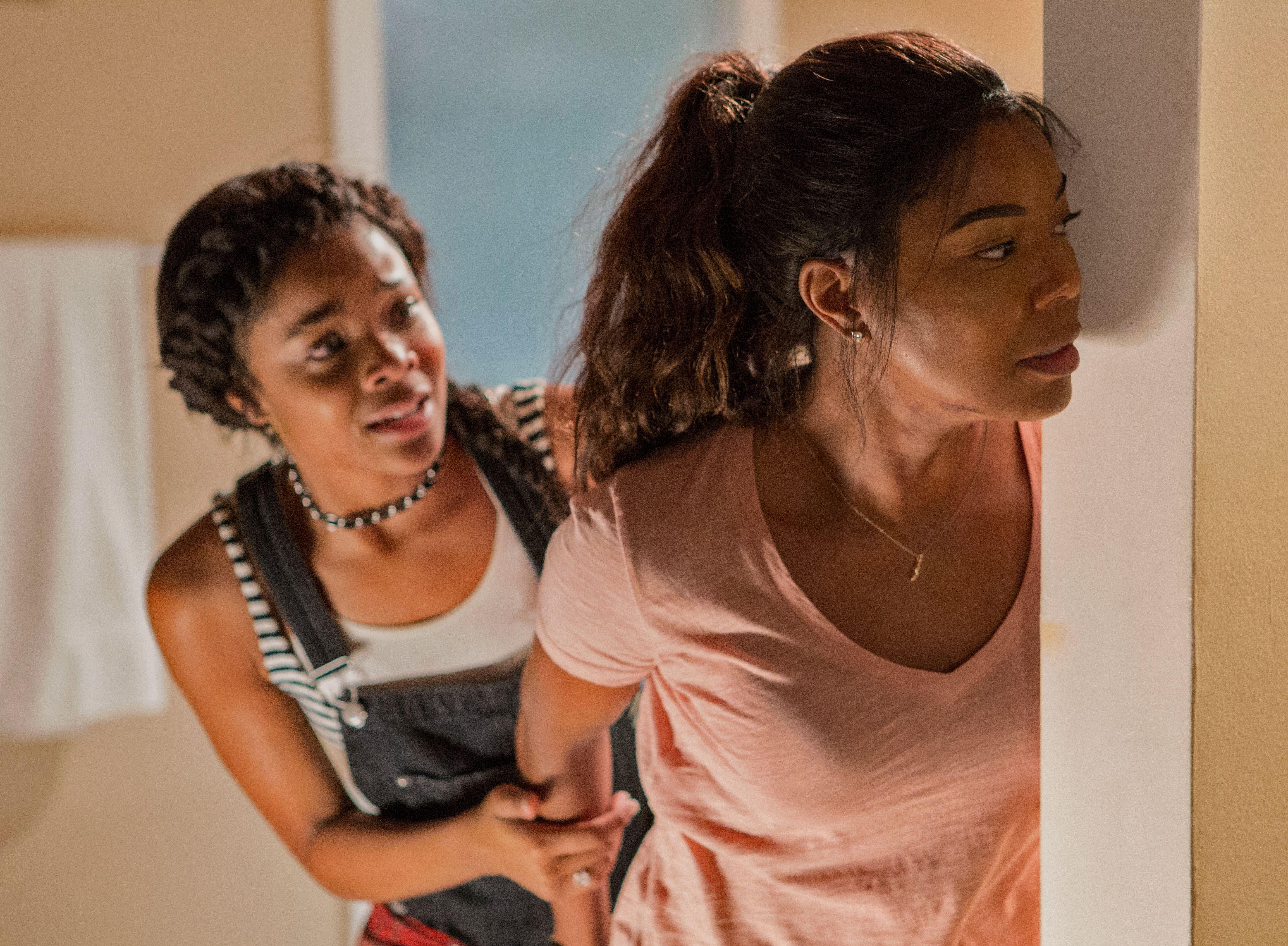 Breaking In Trailer Has Gabrielle Union Fighting Like a Mother