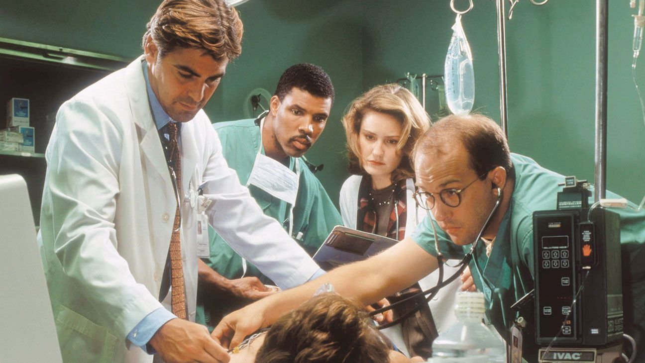 All Episodes of ER Are...