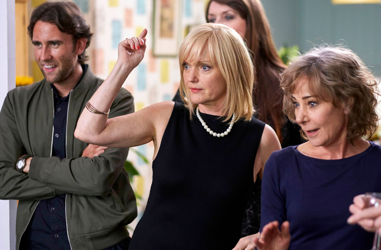 Cameron Richardson Movies And Tv Shows miranda richardson on acorn's girlfriends and good omens