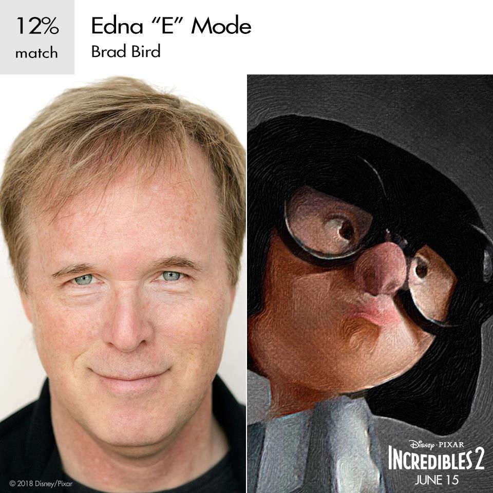 Incredibles 2 Cast, Characters Revealed in New Images | Collider